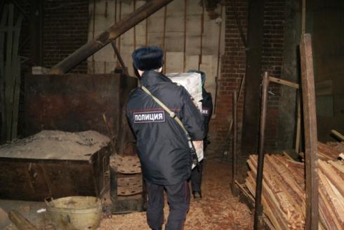Вещдоки преступлений, совершенных на Урале за десять лет, погибли в огне