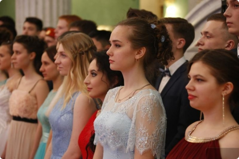 В Екатеринбурге прошел Императорский бал