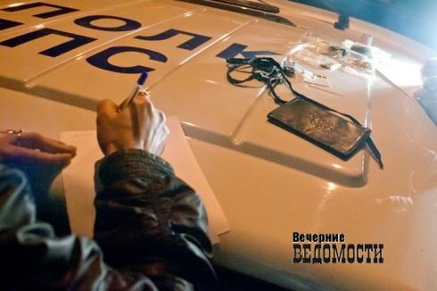 В Екатеринбурге мотоцикл «Ямаха» врезался в «Ниссан»