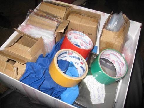В Новоуральске ФСБ прикрыла семейный завод, выпускавший наркотики