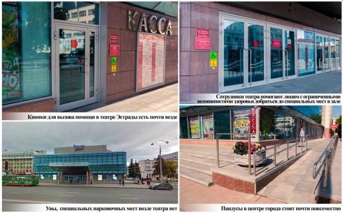 Недоступный Екатеринбург