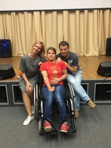 В уральской столице провели театральный мастер-класс для инвалидов