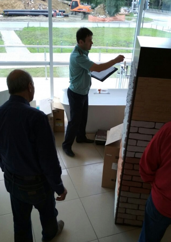 На Среднем Урале у должника забрали мебель и сантехнику