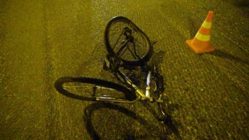 Ночью на улице Токарей погиб велосипедист