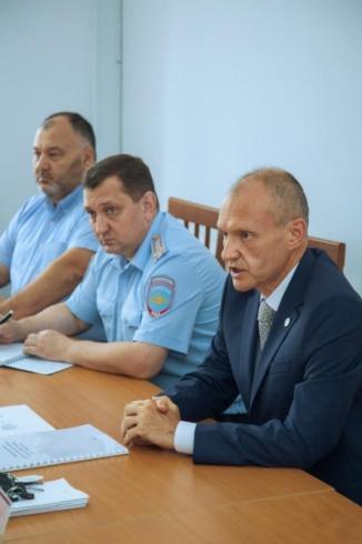 Уралмашевский полицейский возглавил городское УВД на Северном Кавказе