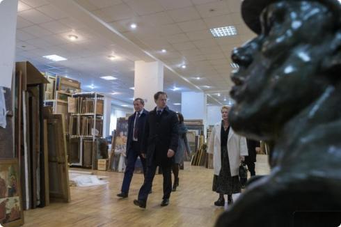 Москва выделит на «Эрмитаж-Урал» 200 миллионов рублей