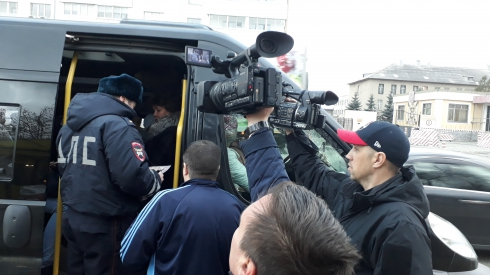 ГИБДД нашла нелегальных перевозчиков в Екатеринбурге