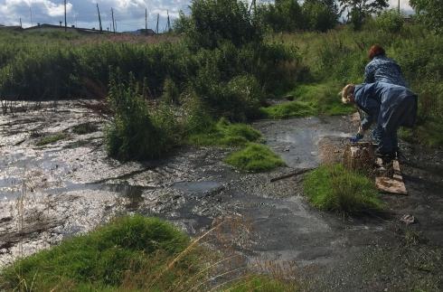 В Пригородном районе обнаружены многочисленные нарушения при сбросе сточных вод
