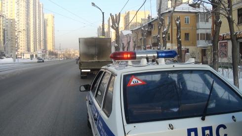 В Екатеринбурге поймали 29 водителей, не пропустивших машину скорой помощи
